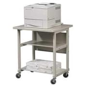 Balt- Inc. Multipurpose Machine Stand- 3in. Casters- 27in.x25in.x27-.50in.- Gray (SPRCH28320)