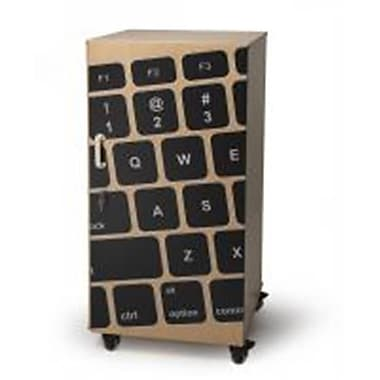 Whitney Bros Tablet Security Cabinet With Desktop Image (WTNYB376)