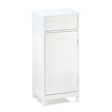 Home locomotion 100 White Home Storage Cabinet (SWM12173)
