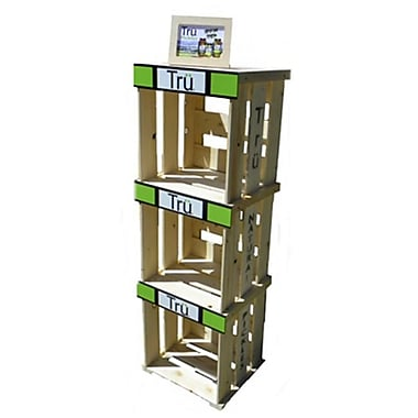 Pyckles 3063 Tru Pickles Wood Crate Style Floor Display (TRVAl69984)