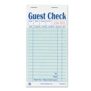 Rpp 3.5 x 6.7 in. Guest Check Book (AZTY12186)