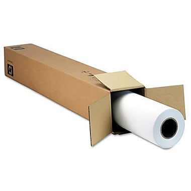 Hewlett Packard Scrim Banner Paper For Indoor And Outdoor Signage - White (AZTY06629)