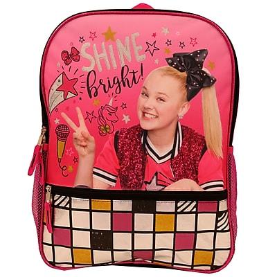 Accessory Innovations Jojo Siwa Backpack, Pink, (B19JO43282-ST)