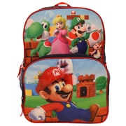 Accessory Innovations Nintendo Backpack, Blue, (S18NN36488-ST)