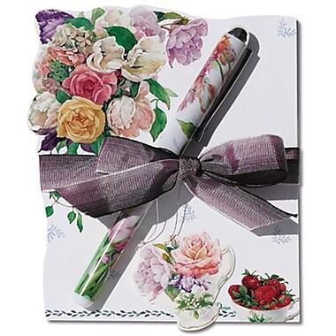 lissom Design Diecut Sandal Notepad - RC (Rose)