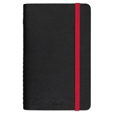 Pink and Black Black Soft Cover Notebook - 3.5 x 5.5 in. (AZTY11107)