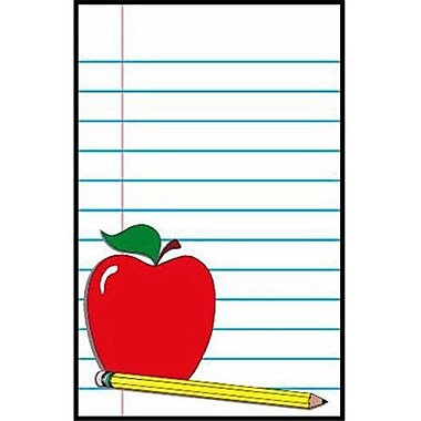 Shapes Mini Notepads Notepaper (EDRE33701)