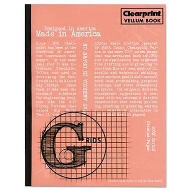 Cle Design Vellum Field Book, 8.5 x 11 (AZTY03407)