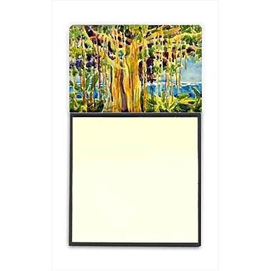 Carolines Treasures Tree - Banyan Tree Refiillable Sticky Note Holder or Postit Note Dispenser, 3 x 3 In. (CRlT59882)