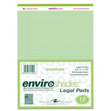 Roaring Spring Paper Products Enviroshades legal Pads - 6 Packs Per Case (RSPRD417)