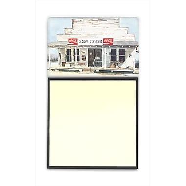 Carolines Treasures Octave Fontenot Refiillable Sticky Note Holder or Postit Note Dispenser, 3 x 3 In. (CRlT59985)