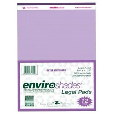 Roaring Spring Paper Products Enviroshades legal Pads - 6 Pack Per Case (RSPRD414)