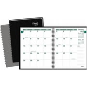 MeadWestvaco Print Monthly Planner, large (JNSN80953)