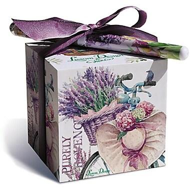 lissom Design Paper Block Set - lavender Allure (lSD407)