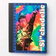 Dayspring Cards Notebook-Composition-Duck Dynasty-Si Chedelic, 7.5 x 9.75 (ANCRD62874)