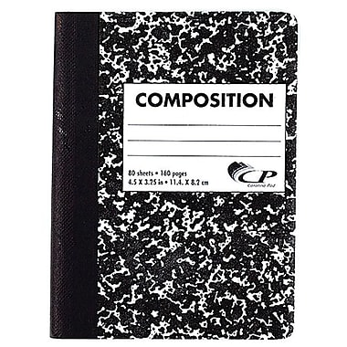 Carolina Pad - Cpp 80 Sheet Mini Composition Book - Pack of 6 (JNSN13943)