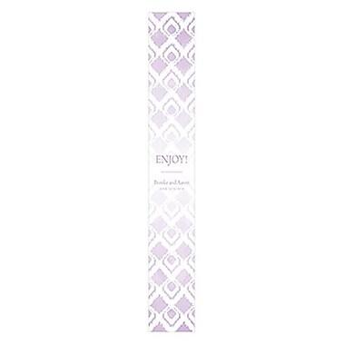 Wedding Star Ikat Favor Box Wrap lavender - Pack of 8 (WED9857)