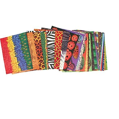 Roylco Inc. Creatures and Animals Value Pack 96 Sheets (EDRE31107)