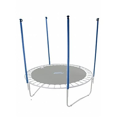 Upper Bounce Upper Bounce Trampoline Enclosure Poles and Hardware Set of 4 - Net Sold Separately (KSH136)