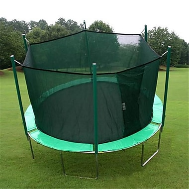 Magic Circle Magic Circle 13.5 ft. Round Trampoline with Safety Cage (KDWS088)