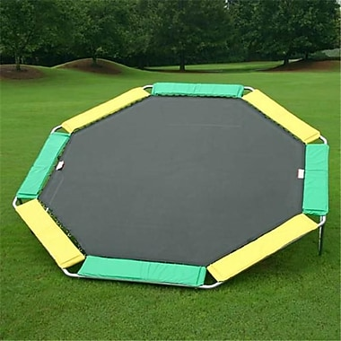 Magic Circle Magice Circle 16 ft. Octagon Trampoline with Safety Cage (KDWS089)