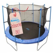 Upper Bounce Trampoline Replacement Enclosure Net, 8 Poles (RTl418449)