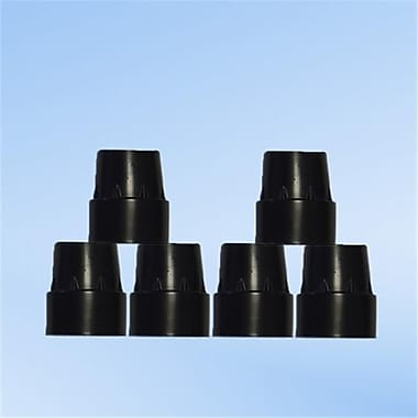 Upper Bounce Replacement Rubber Cap Tips for Mini Trampoline legs - Set Of 6 (KS111)