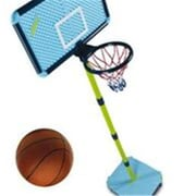 Swingball All Surface Junior Basketball Set, Blue and Green (NSGC119)
