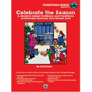 Alfred Celebrate the Season - Music Book (AlFRD38802)