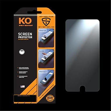 eShields iShieldz KO Auto Align Screen Protector for iPhone 6 Plus or 6S Plus (ESlD008)
