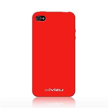 Mivizu Red Endulge Iphone 4 Skin (OCI8140)