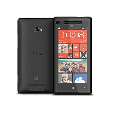 RND Accessories 3 Screen Protector Anti-Fingerprint and Anti-Glare With lint Cleaning Cloths For HTC 8x- Matte Finish (RNDP007)