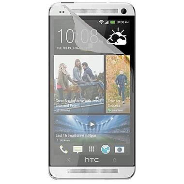 RND Accessories 3 Screen Protector Anti-Fingerprint and Anti-Glare With lint Cleaning Cloths For HTC One- Matte Finish (RNDP013)
