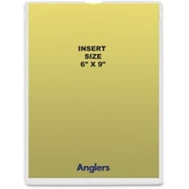 Anglers Company Heavy Crystal Clear Poly Envelopes (SPRCH46009)