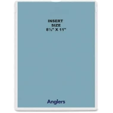 Anglers Company Self-Stick Crystal Clear Poly Envelopes (SPRCH46012)