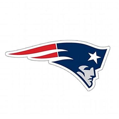 Fremont Die Diecut Window Film - New England Patriots (BSIPRODS3084)