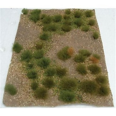 Simi Creative Products Architectural Model Wild Grass Green Meadow Sheet (AlV26374)