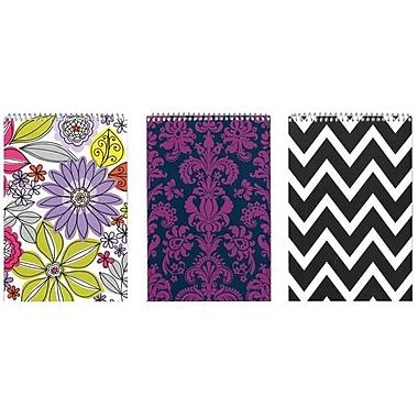 Carolina Pad - Cpp 6 in. x 9 in. Fashion Value Steno Notebook (JNSN70557)