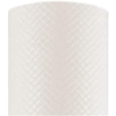 Kittrich 19 in. x 12 in. White Diamond Pattern Pack Of 6 (JNSN71512)