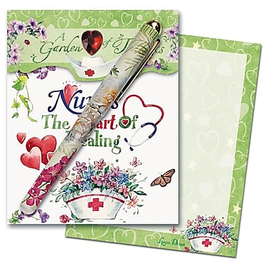 lissom Design Match Book - Nurses (lSD386)