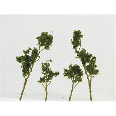 Simi Creative Products Architectural Model Foliage Tree Medium Green 24-pack (AlV26361)