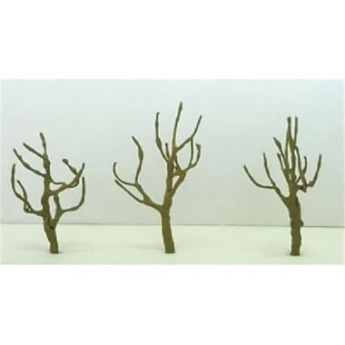 Simi Creative Products Architectural Model .5 in. Round Head Armature 4-Pack (AlV26334)