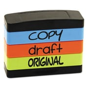 U. S. Stamp and Sign Stack Stamp, Fluorescent Ink (AZTY15839)