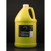 Rock Paint- Handy Art little Masters Yellow 128Oz Tempera Paint (EDRE35941)
