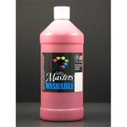 Rock Paint- Handy Art little Masters Red 32Oz Washable Paint (EDRE35967)
