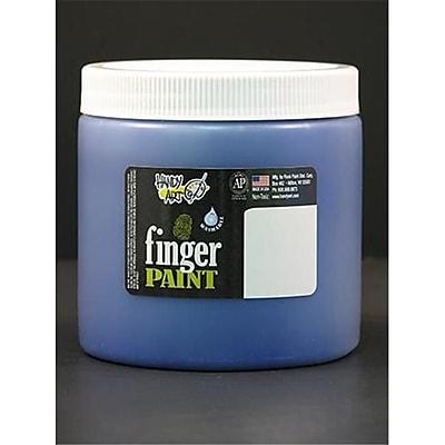 Rock Paint- Handy Art Handy Art Blue 16Oz Washable Finger Paint (EDRE35991) 2629872
