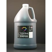 Rock Paint- Handy Art little Masters Black 128Oz Tempera Paint (EDRE35950)