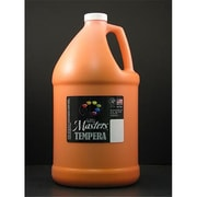 Rock Paint- Handy Art little Masters Orange 128Oz Tempera Paint (EDRE35942)