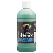 little Masters. Washable Paint, Green, 16 oz (AZERTY20179)