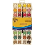 loew-cornell llc 36 Count Assorted Watercolor Cakes (JNSN57760)